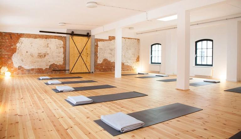 Ashtanga Yoga Loft Leipzig
