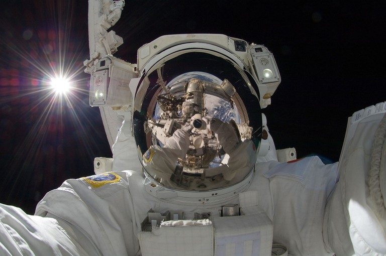 """Living the astronaut life could be beneficial here on Earth 