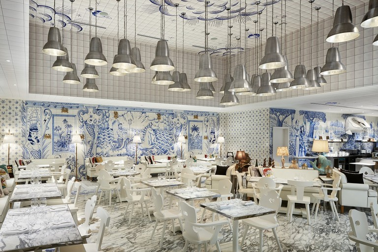 BAZMAR Main Dining Room