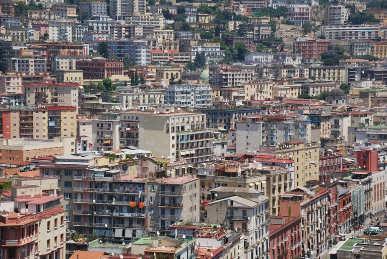 Naples - the capital of the Campania region   © byrev/Pixabay