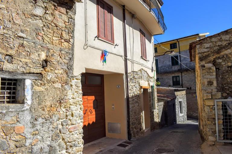 The historic centre of Ollolai   © Courtesy of Comune di Ollolai