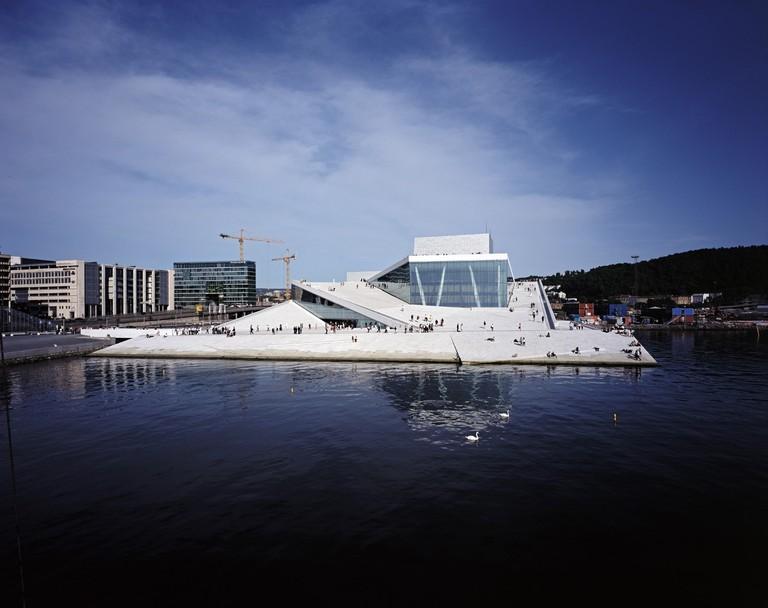 Den Norske Opera & Ballett | Courtesy of Snøhetta