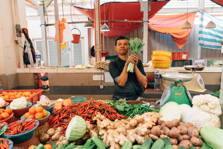 Fresh vegetables to choose from | Irene Navarro / © Culture Trip