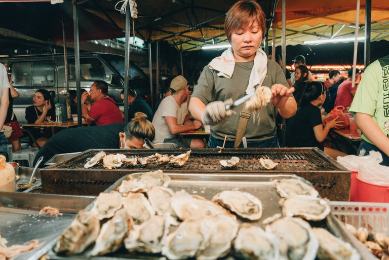 You can also find barbequed oysters here | Irene Navarro / ©Culture Trip