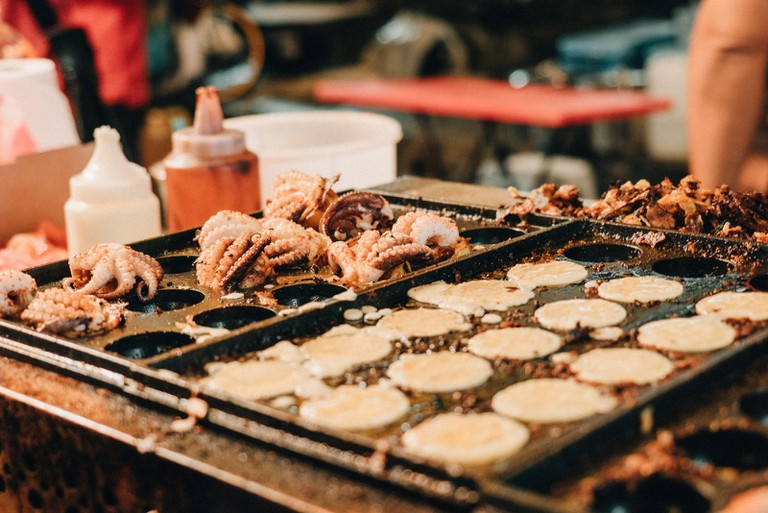 You can find a whole range of food inspired by neighbouring Asian countries / ©Culture Trip