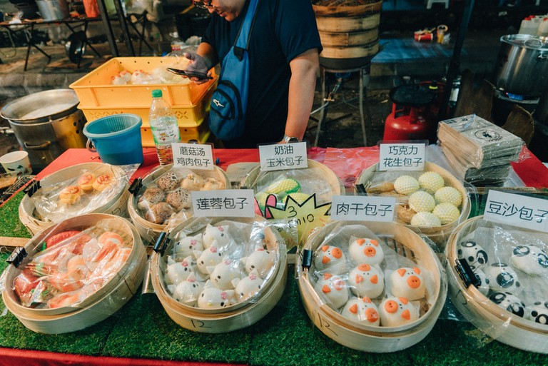 Various decorations on the steamed buns or also known as 'Pao' | Irene Navarro / ©Culture Trip