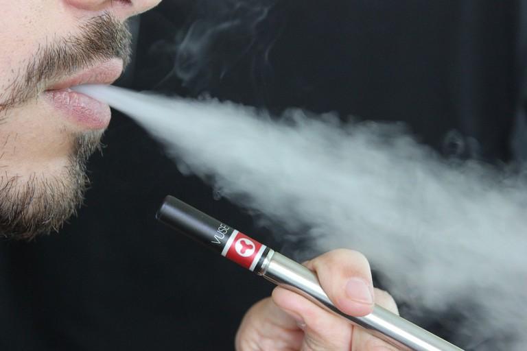 e-cigarette