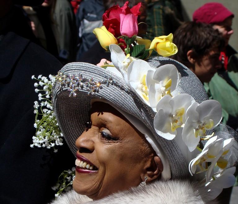 Easter Parade and Easter Bonnet Festival | istolethetv Flickr