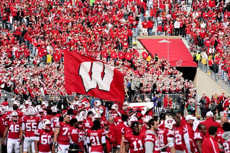 University of Wisconsin Football   © Phil Roeder/flickr