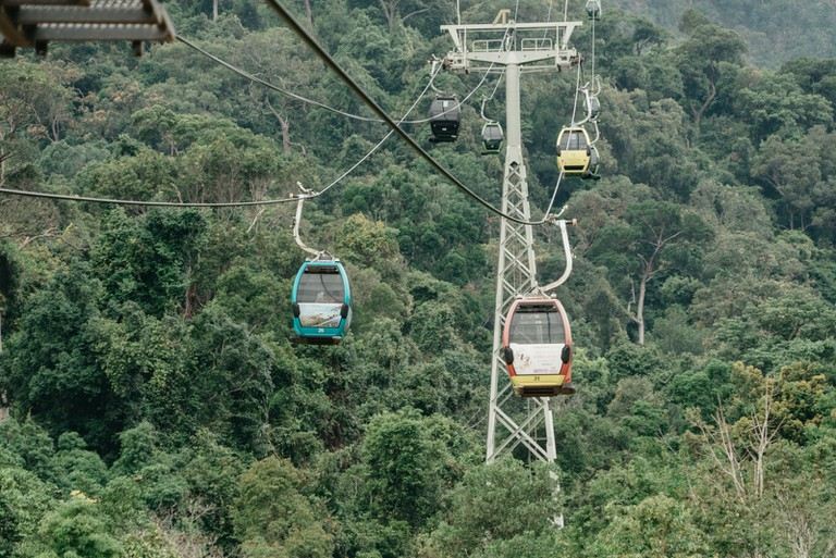 You'll have the choice of either a standard gondola or glass bottom cabin   Irene Navarro / © Culture Trip