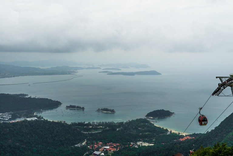 The panoramic and breathtaking view of Pantai Kok and the sea   Irene Navarro / © Culture Trip