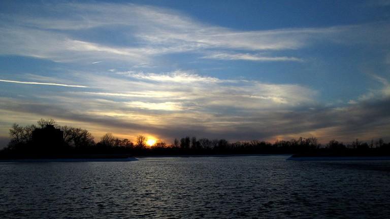 Highland Park Reservoir | © C.N. / Wikimedia Commons