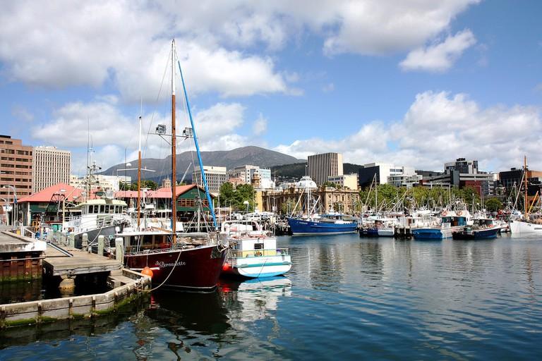 Hobart | © Andrea Schaffer/Flickr