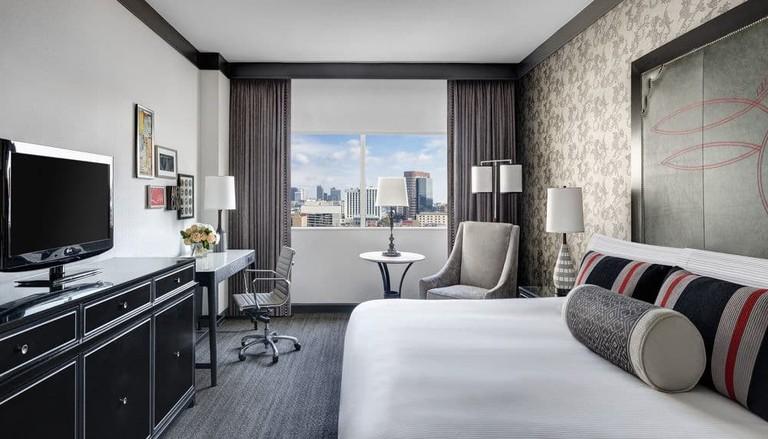 Save money on your next hotel reservation   © Loews Vanderbilt Hotel/Hotels.com