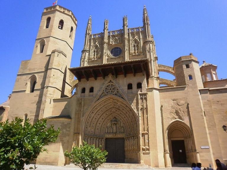 Huesca Cathedral, Spain | ©Zarateman / Wikimedia Commons
