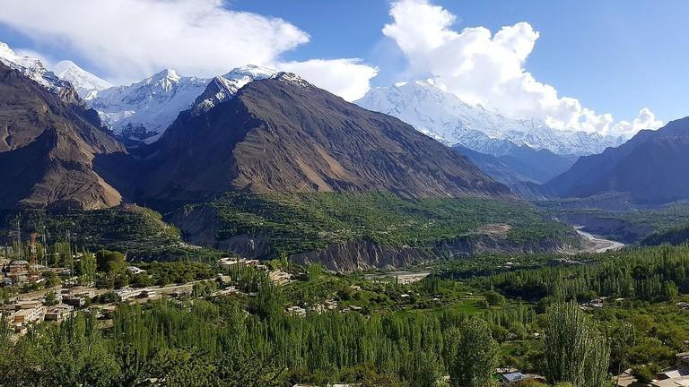 Hunza_Valley_Karimabad