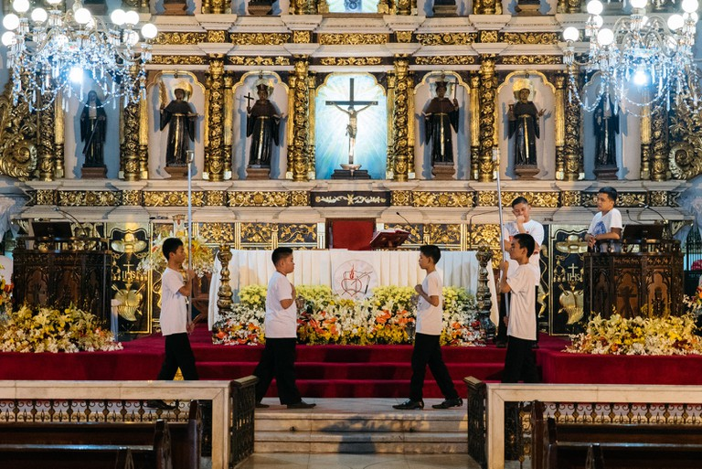 Basilica Del Santo Niño, Cebu, Philippines