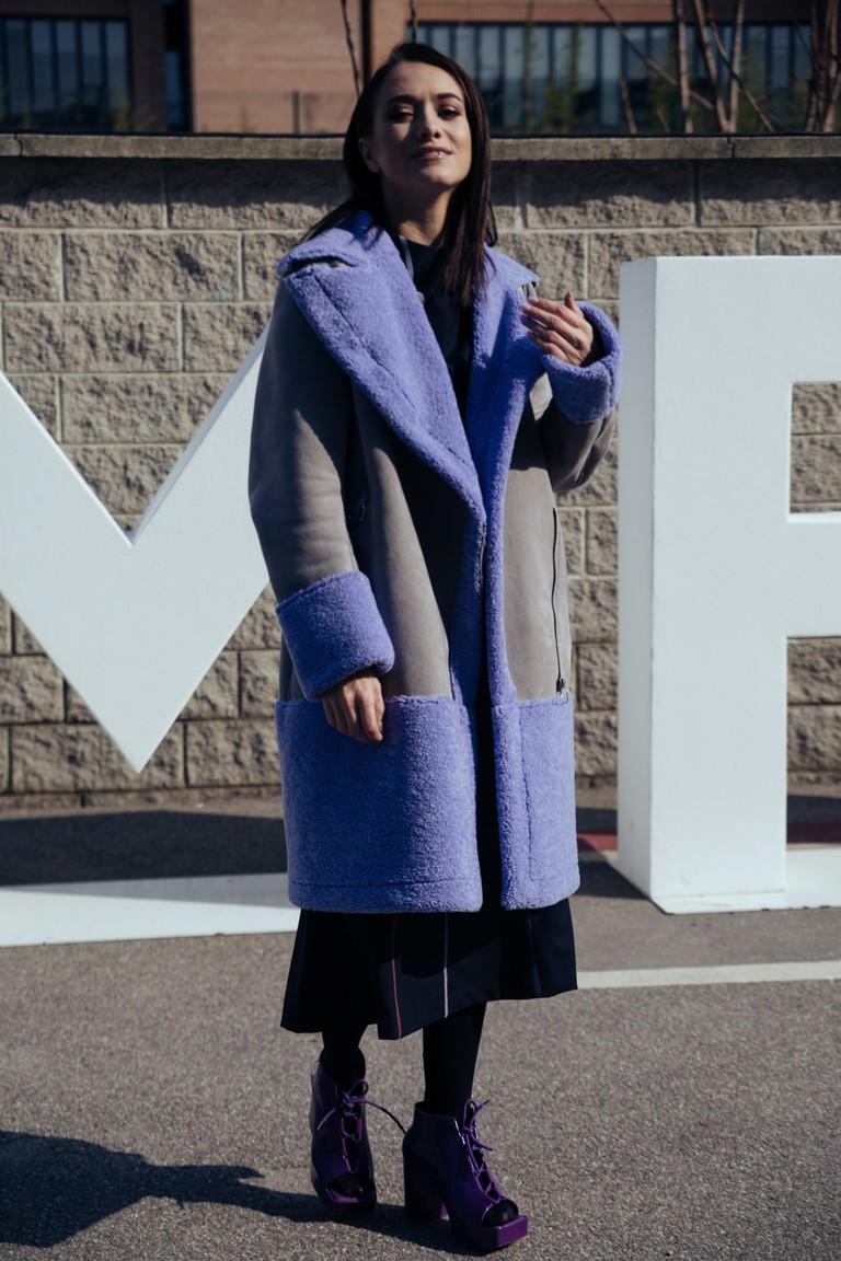 Best Street Style from Milan Fashion Week