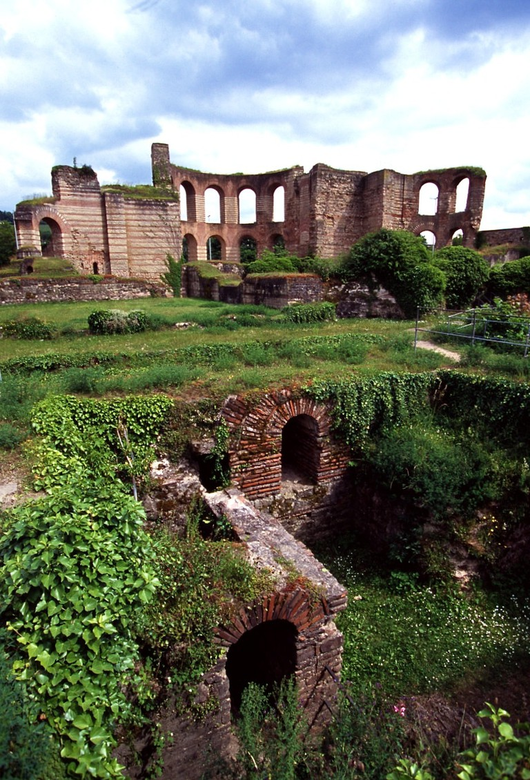 Kaiserthermen, Trier, Germany