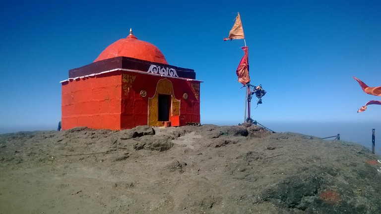 Kalsubai temple