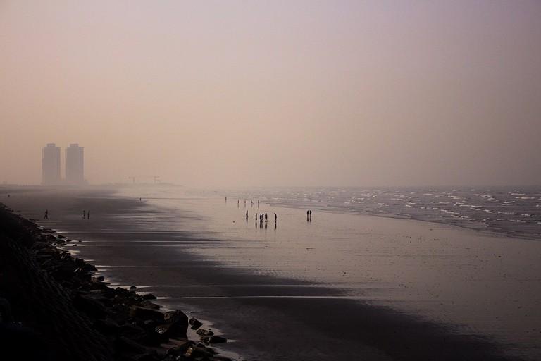 Karachi_seaview