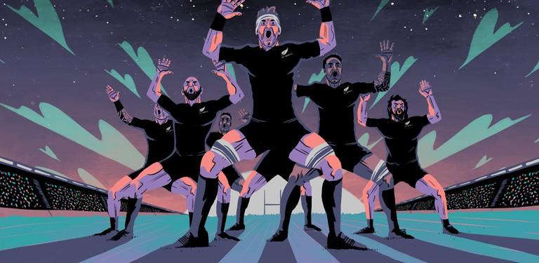 Why New Zealand Dominates Global Rugby All Blacks Luke Brookes