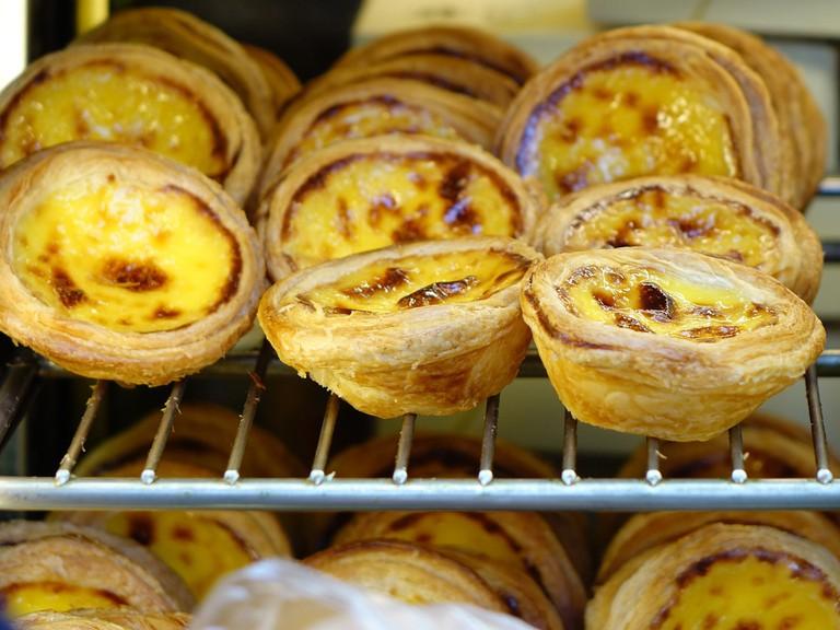 Macau-Portuguese-egg-tarts