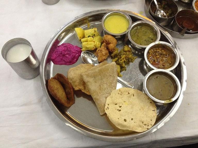 Maharashtrian Thali
