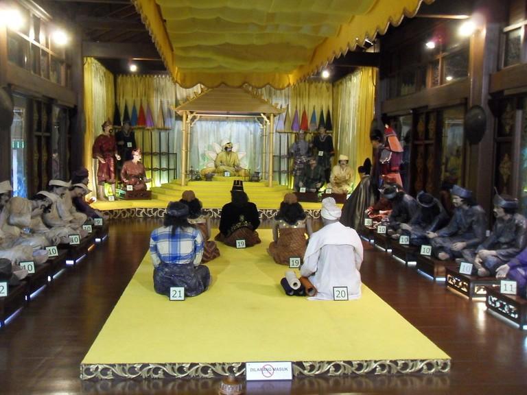 Malacca_Sultanate_Palace_Museum