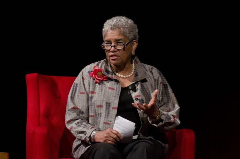Mayor Shirley Franklin