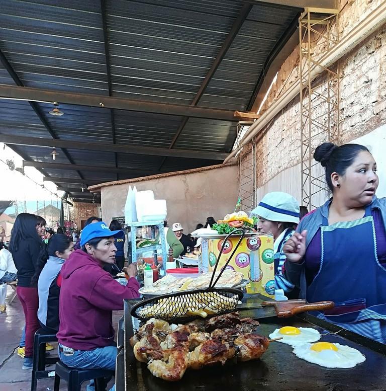 Mercado Municipal de Tilcara | © Noe Weber