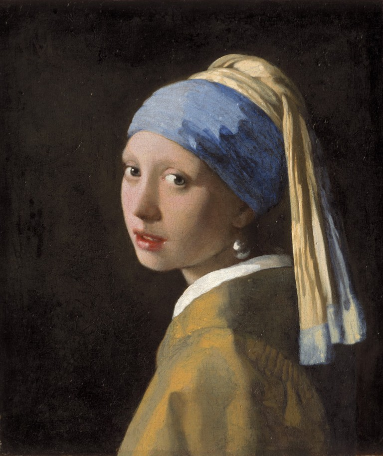 Johannes Vermeer, 'Girl with a Pearl Earring,' c. 1665 | ©Mauritshuis, The Hague