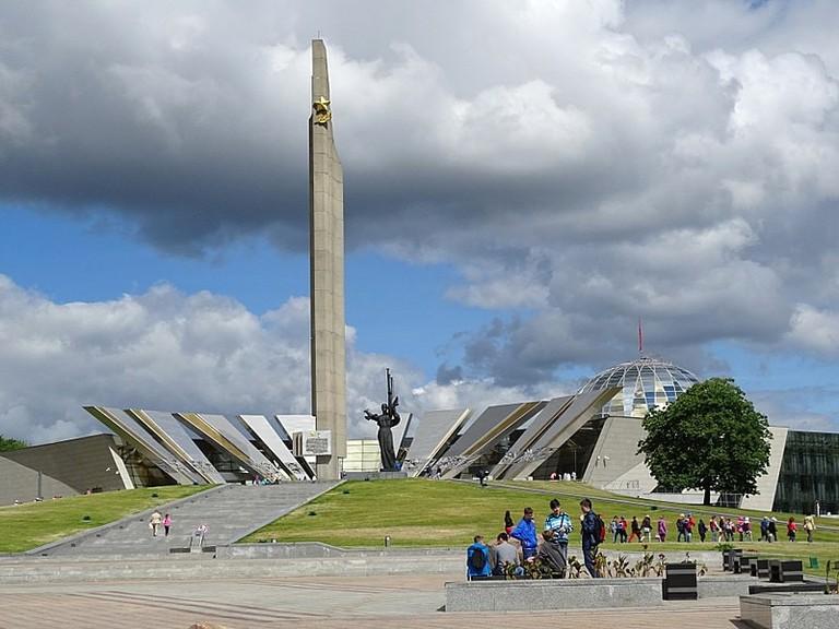 Museum_of_the_Great_Patriotic_War_-_Minsk_-_Belarus_(27248715740)