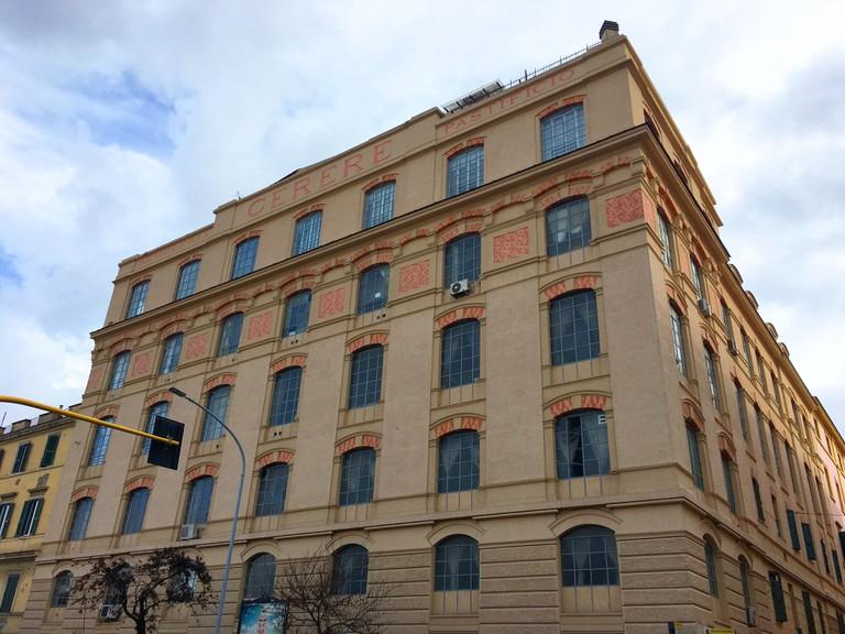 The Pastificio building | © Emma Law