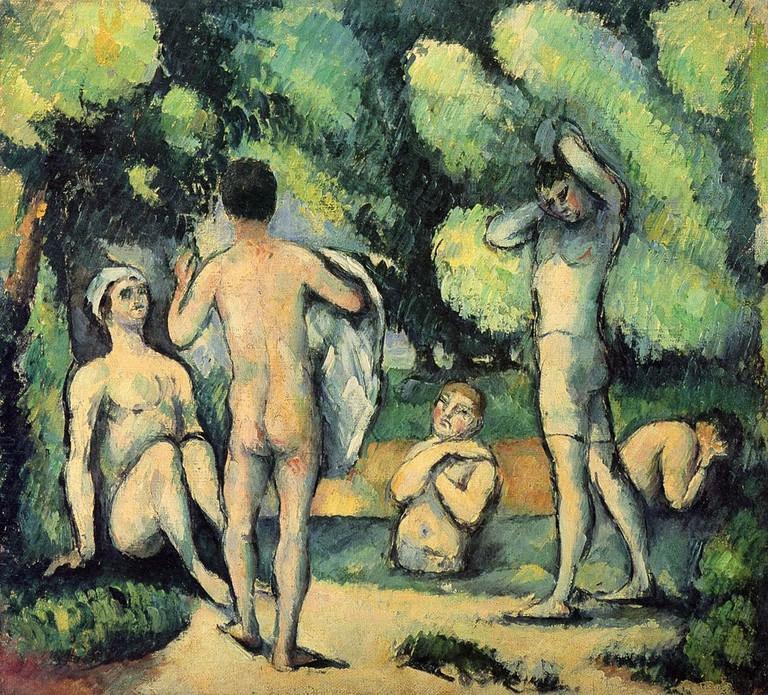 Paul_Cézanne_-_Baigneuses_(Detroit)