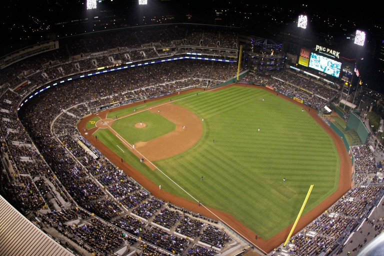 PNC Park | Courtesy of The Pittsburgh Pirates