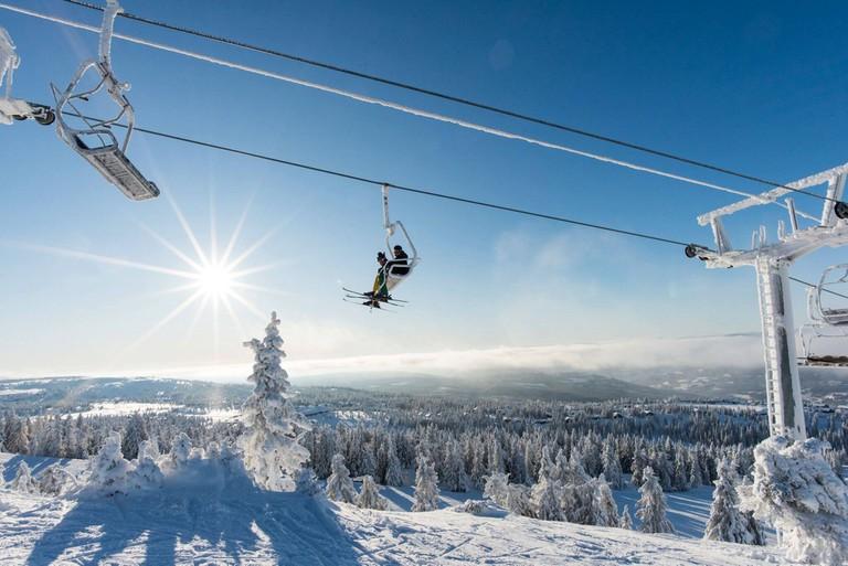 Ready to go ski in Hafjell | Courtesy of Hafjell