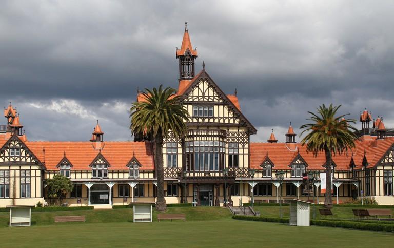 Rotorua Art Museum