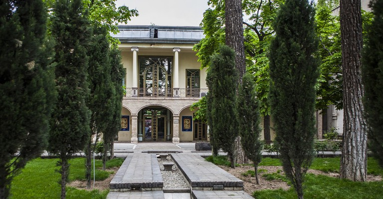 Shirin Art Gallery, Tehran | flickr:©Ninara
