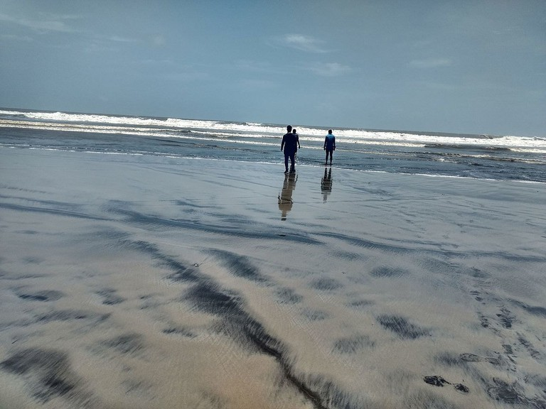 Shriwardhan Harihareshwar Beach