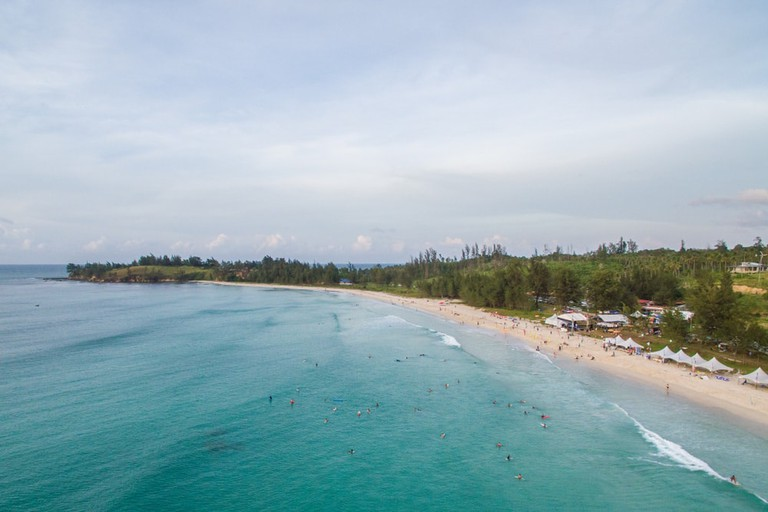 Enjoy the beach while on a trip to The Tip of Borneo, Kudat | © Yusnizam Yusof/Shutterstock