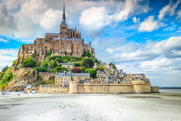 Mont-Saint-Michel, France | © Gaspar Janos / Shutterstock