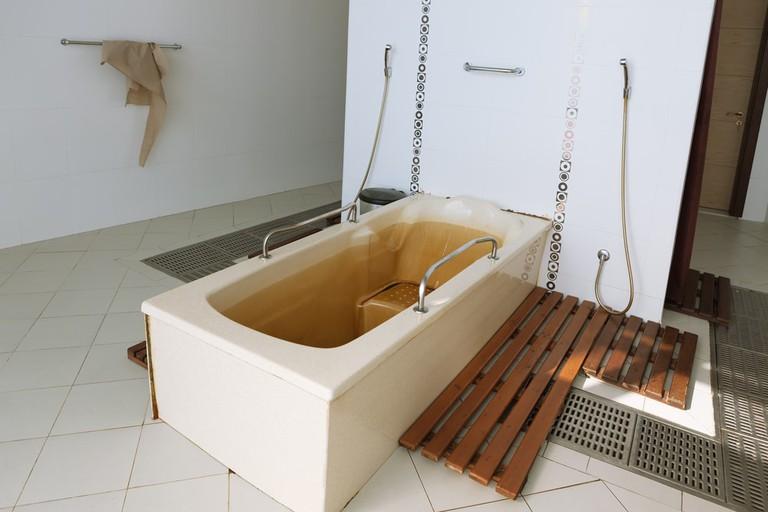 Naftalan offers a unique oil bath experience   © alionabirukova/Shutterstock