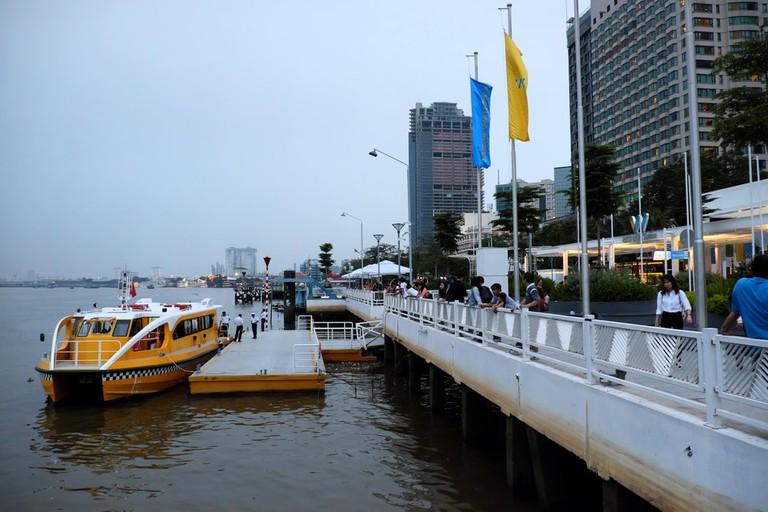 Starting point for the Saigon Waterbus | © xuanhuongho/Shutterstock
