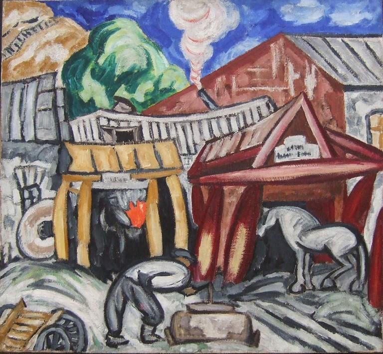 Smithy_ (Розанова, _1912)
