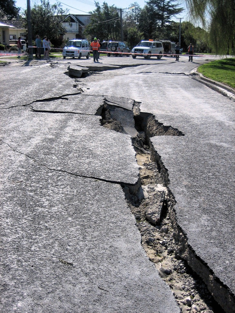 Split Road