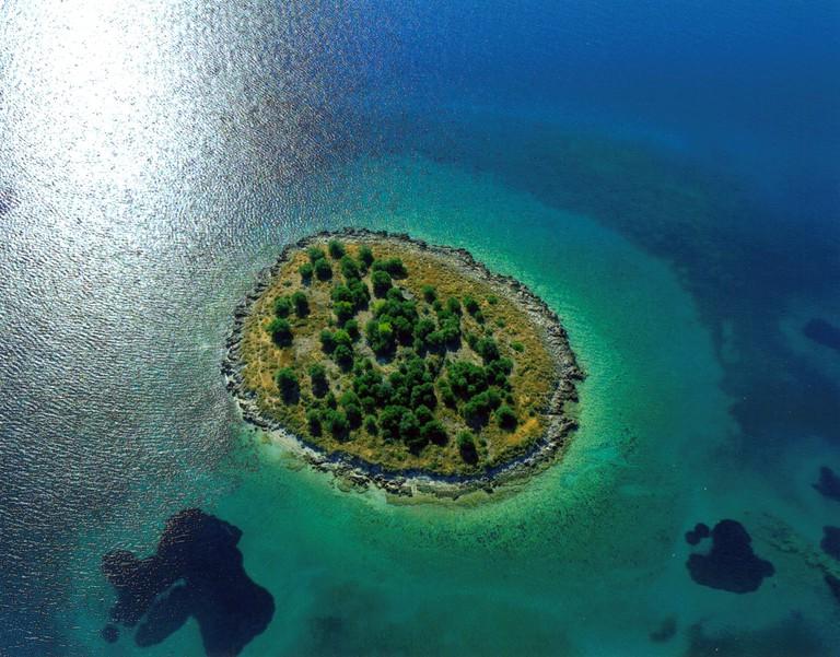 St._Athanasios _Island_Greece