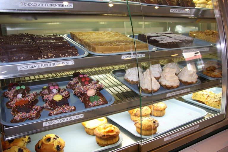 Standard Bakery Fare