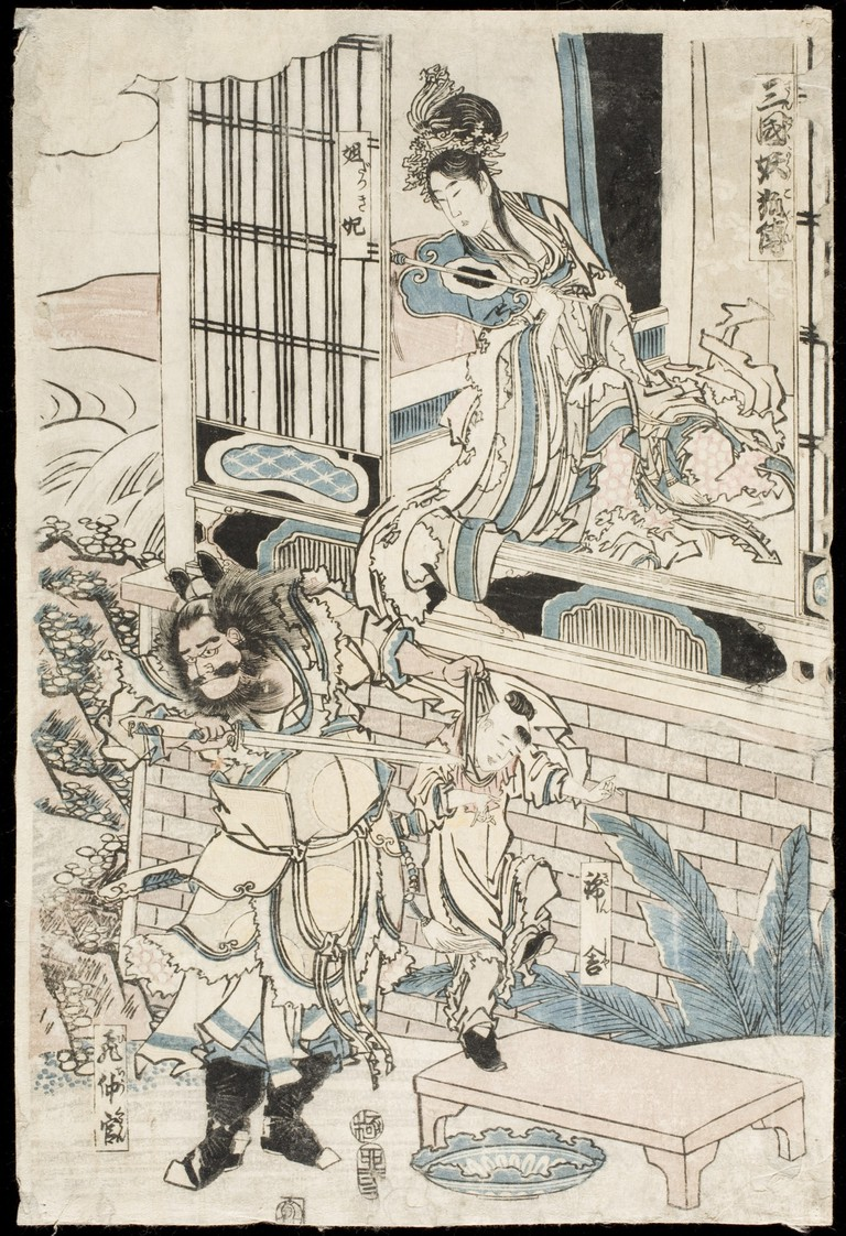 Story_of_the_Nine-tailed_Fox_LACMA_M.2006.136.129
