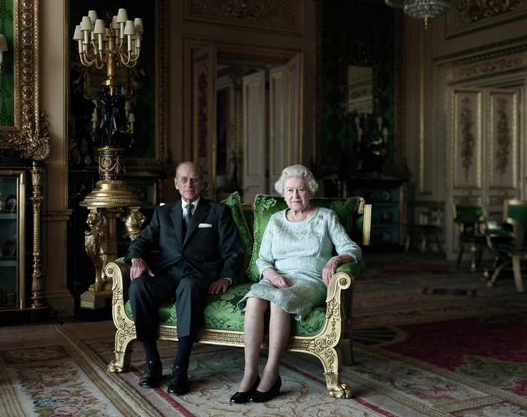 Struth_10951_Queen Elizabeth II & the Duke of Edinburgh